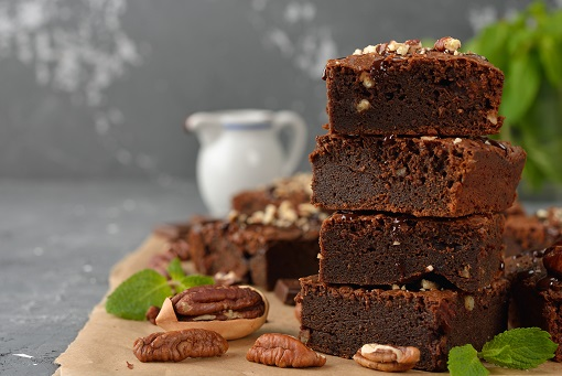 RECIPE: Jill's Black Bean Brownies