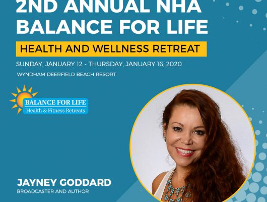 NHA Balance for Life Health Retreat