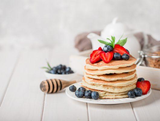 RECIPE: Jayney's Winter-spiced American Breakfast Pancakes